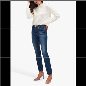 """7 for all Mankind """"Roxanne"""" skinny"""